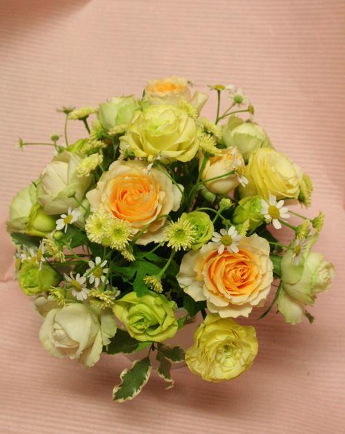 花ギフト|フラワーギフト|誕生日 花|カノシェ話題|スタンド花|ウエディングブーケ|花束|花屋|IMG_1106