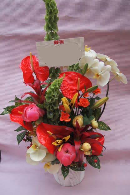 花ギフト|フラワーギフト|誕生日 花|カノシェ話題|スタンド花|ウエディングブーケ|花束|花屋|P5222895