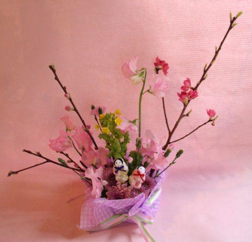 花ギフト|フラワーギフト|誕生日 花|カノシェ話題|スタンド花|ウエディングブーケ|花束|花屋|IMG_1181
