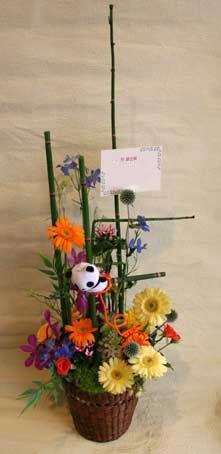 花ギフト|フラワーギフト|誕生日 花|カノシェ話題|スタンド花|ウエディングブーケ|花束|花屋|パンダ
