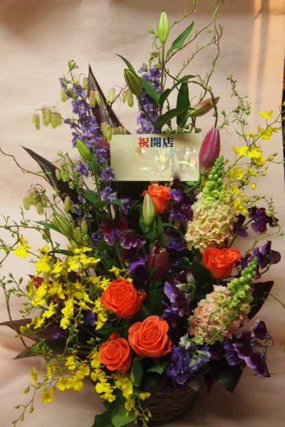 花ギフト|フラワーギフト|誕生日 花|カノシェ話題|スタンド花|ウエディングブーケ|花束|花屋|46150