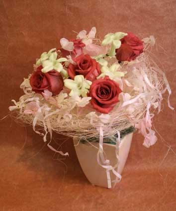 花ギフト フラワーギフト 誕生日 花 カノシェ話題 スタンド花 ウエディングブーケ 花束 花屋 じゅんこさん プリ