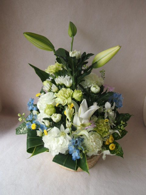 花ギフト|フラワーギフト|誕生日 花|カノシェ話題|スタンド花|ウエディングブーケ|花束|花屋|41655