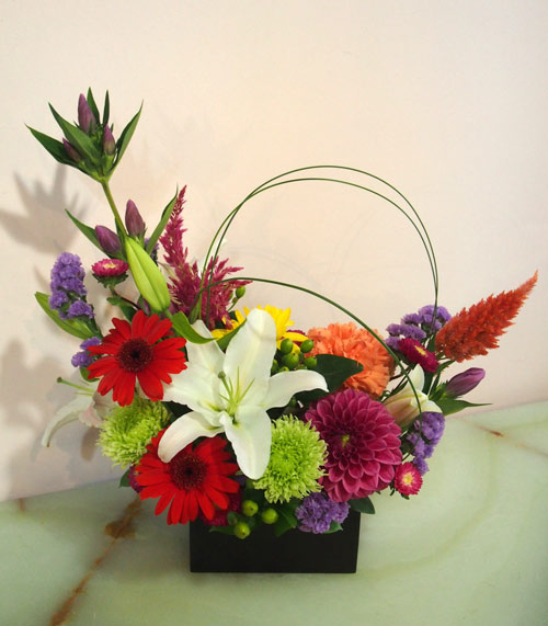 花ギフト|フラワーギフト|誕生日 花|カノシェ話題|スタンド花|ウエディングブーケ|花束|花屋|P9130986
