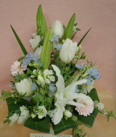 花ギフト|フラワーギフト|誕生日 花|カノシェ話題|スタンド花|ウエディングブーケ|花束|花屋|みさき1