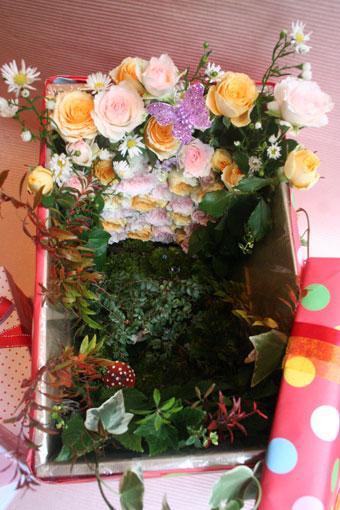 花ギフト|フラワーギフト|誕生日 花|カノシェ話題|スタンド花|ウエディングブーケ|花束|花屋|HITOMI3