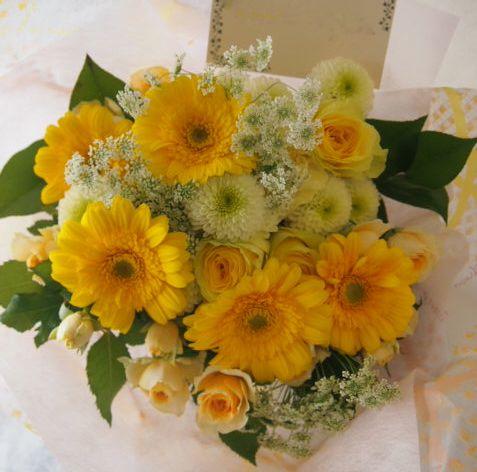 花ギフト|フラワーギフト|誕生日 花|カノシェ話題|スタンド花|ウエディングブーケ|花束|花屋|50429