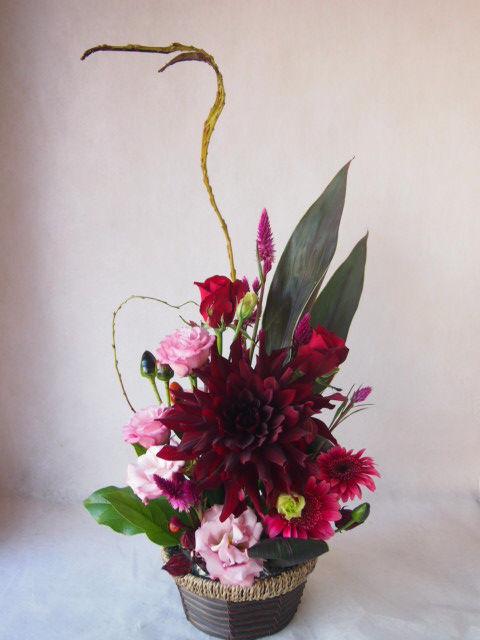 花ギフト|フラワーギフト|誕生日 花|カノシェ話題|スタンド花|ウエディングブーケ|花束|花屋|43346