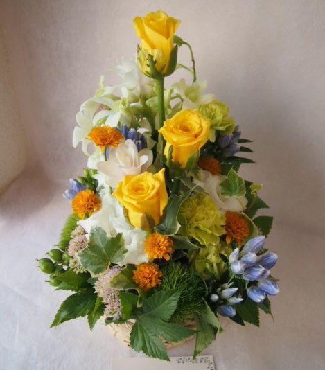 花ギフト|フラワーギフト|誕生日 花|カノシェ話題|スタンド花|ウエディングブーケ|花束|花屋|42342