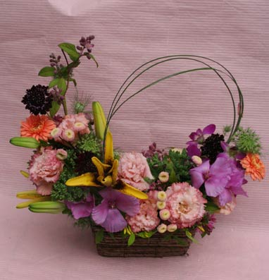 花ギフト|フラワーギフト|誕生日 花|カノシェ話題|スタンド花|ウエディングブーケ|花束|花屋|IMG_7644