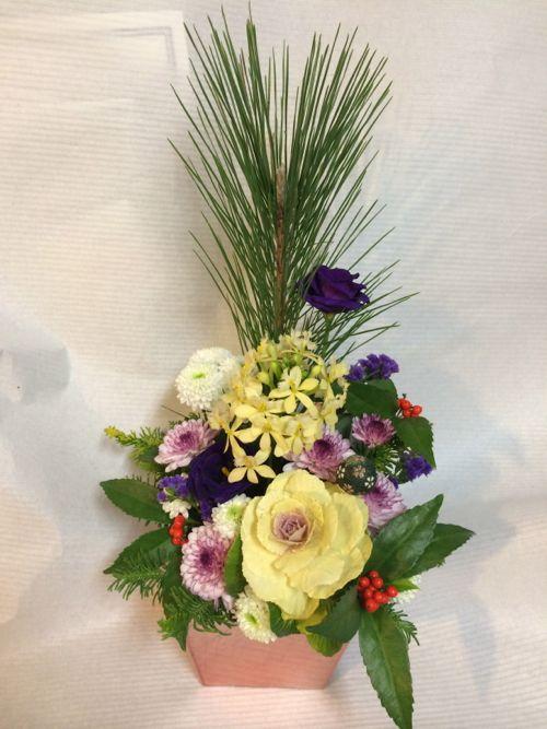 花ギフト|フラワーギフト|誕生日 花|カノシェ話題|スタンド花|ウエディングブーケ|花束|花屋|IMG_8659