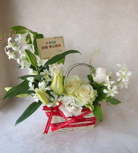 花ギフト|フラワーギフト|誕生日 花|カノシェ話題|スタンド花|ウエディングブーケ|花束|花屋|56823