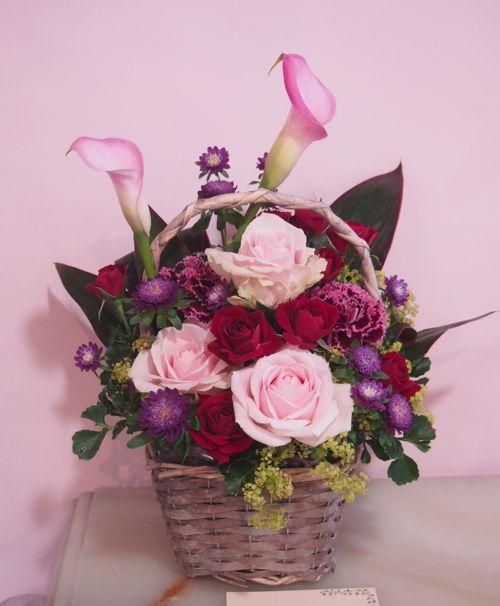 花ギフト|フラワーギフト|誕生日 花|カノシェ話題|スタンド花|ウエディングブーケ|花束|花屋|56770