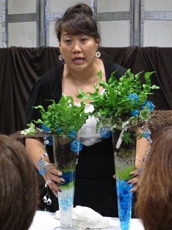 花ギフト フラワーギフト 誕生日 花 カノシェ話題 スタンド花 ウエディングブーケ 花束 花屋 blu