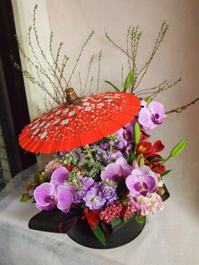 花ギフト|フラワーギフト|誕生日 花|カノシェ話題|スタンド花|ウエディングブーケ|花束|花屋|37860