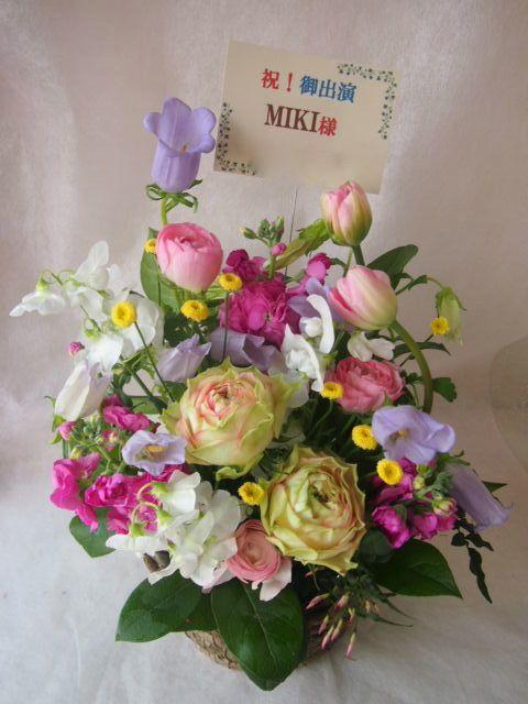 花ギフト|フラワーギフト|誕生日 花|カノシェ話題|スタンド花|ウエディングブーケ|花束|花屋|46877