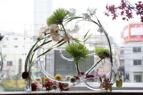 花ギフト|フラワーギフト|誕生日 花|カノシェ話題|スタンド花|ウエディングブーケ|花束|花屋|IMG_1056
