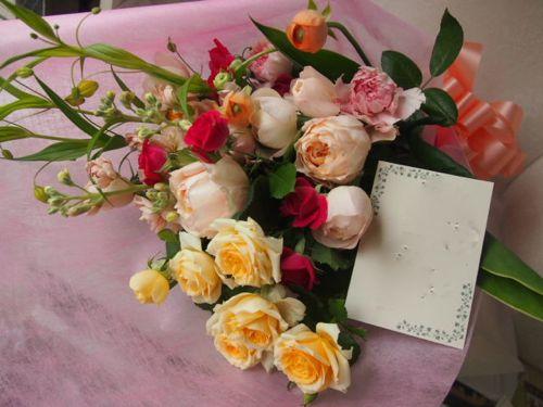 花ギフト|フラワーギフト|誕生日 花|カノシェ話題|スタンド花|ウエディングブーケ|花束|花屋|54499