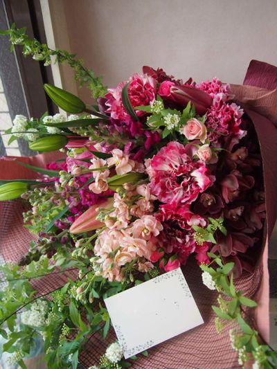 花ギフト|フラワーギフト|誕生日 花|カノシェ話題|スタンド花|ウエディングブーケ|花束|花屋|37983