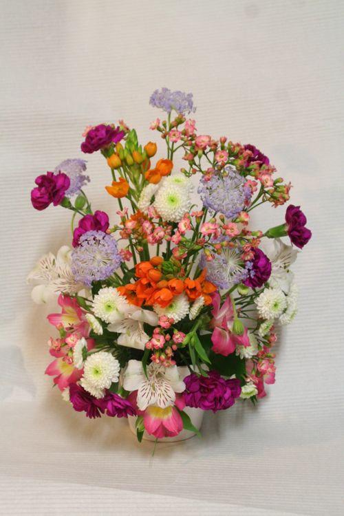 花ギフト|フラワーギフト|誕生日 花|カノシェ話題|スタンド花|ウエディングブーケ|花束|花屋|IMG_2896
