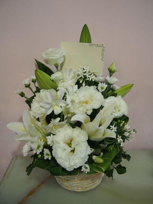 花ギフト|フラワーギフト|誕生日 花|カノシェ話題|スタンド花|ウエディングブーケ|花束|花屋|58032