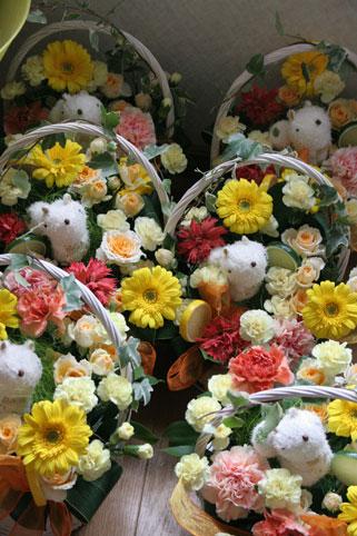 花ギフト|フラワーギフト|誕生日 花|カノシェ話題|スタンド花|ウエディングブーケ|花束|花屋|リスママ並ぶ