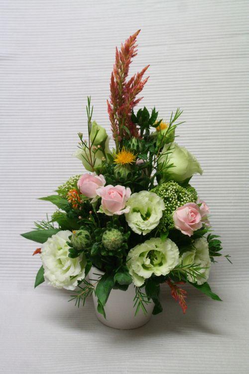 花ギフト|フラワーギフト|誕生日 花|カノシェ話題|スタンド花|ウエディングブーケ|花束|花屋|IMG_0605