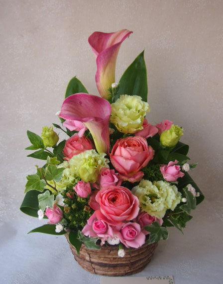 花ギフト|フラワーギフト|誕生日 花|カノシェ話題|スタンド花|ウエディングブーケ|花束|花屋|56299