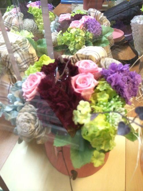 花ギフト|フラワーギフト|誕生日 花|カノシェ話題|スタンド花|ウエディングブーケ|花束|花屋|IMG_4976