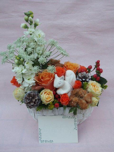 花ギフト|フラワーギフト|誕生日 花|カノシェ話題|スタンド花|ウエディングブーケ|花束|花屋|53072