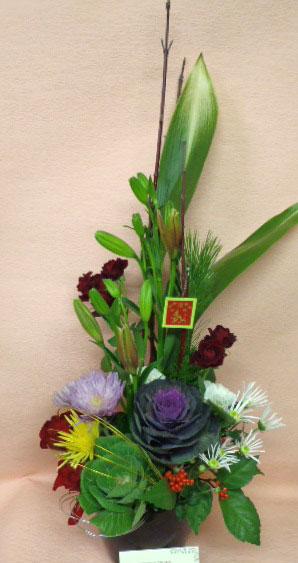 花ギフト|フラワーギフト|誕生日 花|カノシェ話題|スタンド花|ウエディングブーケ|花束|花屋|昇り龍