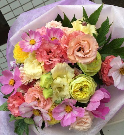花ギフト|フラワーギフト|誕生日 花|カノシェ話題|スタンド花|ウエディングブーケ|花束|花屋|IMG_7541
