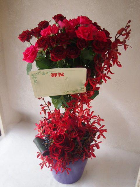 花ギフト|フラワーギフト|誕生日 花|カノシェ話題|スタンド花|ウエディングブーケ|花束|花屋|P9270484