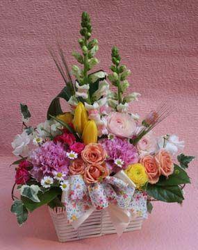 花ギフト|フラワーギフト|誕生日 花|カノシェ話題|スタンド花|ウエディングブーケ|花束|花屋|2012whiteday-_a1