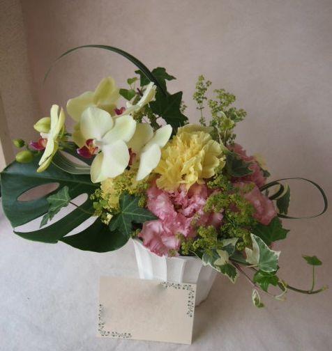 花ギフト|フラワーギフト|誕生日 花|カノシェ話題|スタンド花|ウエディングブーケ|花束|花屋|41869