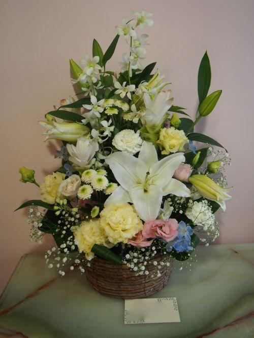 花ギフト|フラワーギフト|誕生日 花|カノシェ話題|スタンド花|ウエディングブーケ|花束|花屋|57005