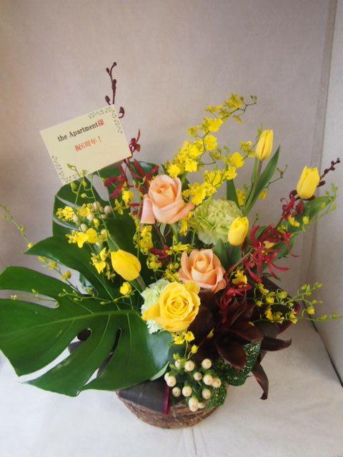 花ギフト|フラワーギフト|誕生日 花|カノシェ話題|スタンド花|ウエディングブーケ|花束|花屋|46564