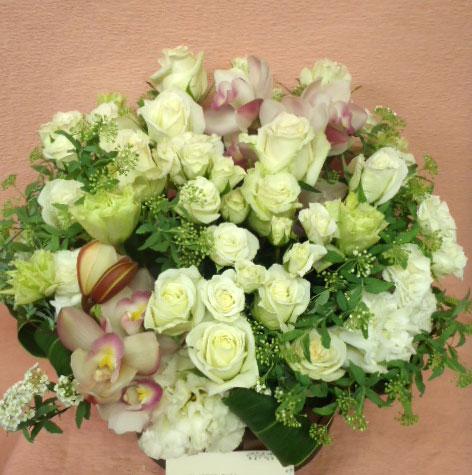 花ギフト|フラワーギフト|誕生日 花|カノシェ話題|スタンド花|ウエディングブーケ|花束|花屋|saya-w
