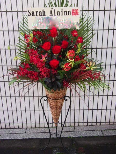 秋〜冬(10月11月12月)のスタンド花|スタンドフラワー カノシェ59683