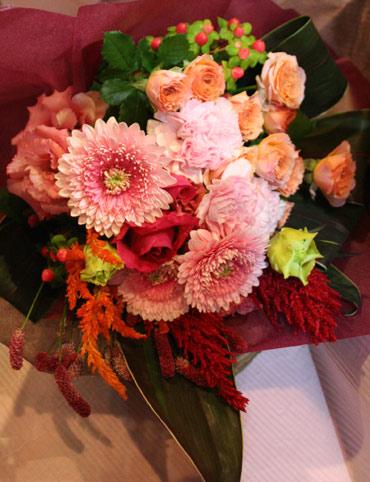 花ギフト|フラワーギフト|誕生日 花|カノシェ話題|スタンド花|ウエディングブーケ|花束|花屋|IMG_0181