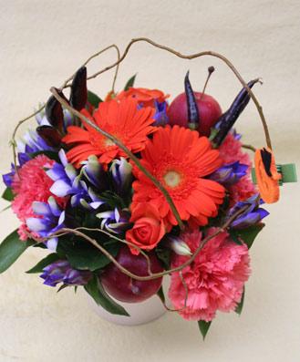 花ギフト|フラワーギフト|誕生日 花|カノシェ話題|スタンド花|ウエディングブーケ|花束|花屋|IMG_0107