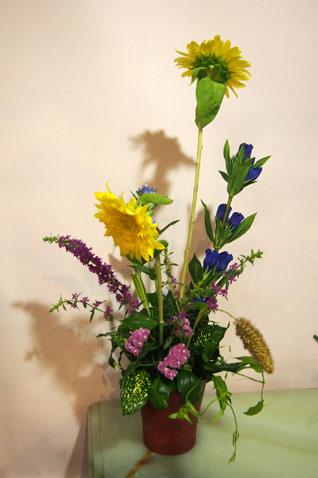 花ギフト|フラワーギフト|誕生日 花|カノシェ話題|スタンド花|ウエディングブーケ|花束|花屋|P7200730