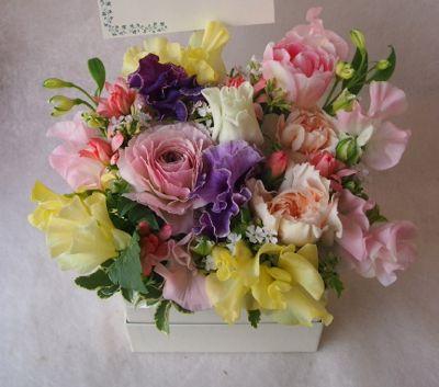 花ギフト|フラワーギフト|誕生日 花|カノシェ話題|スタンド花|ウエディングブーケ|花束|花屋|38950