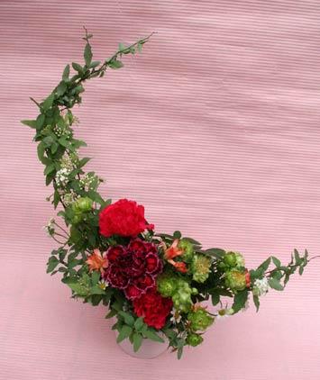 花ギフト|フラワーギフト|誕生日 花|カノシェ話題|スタンド花|ウエディングブーケ|花束|花屋|IMG_6037