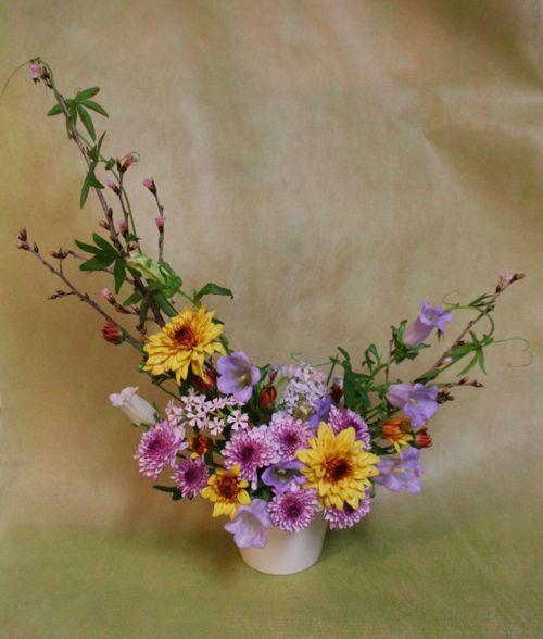 花ギフト|フラワーギフト|誕生日 花|カノシェ話題|スタンド花|ウエディングブーケ|花束|花屋|IMG_1030