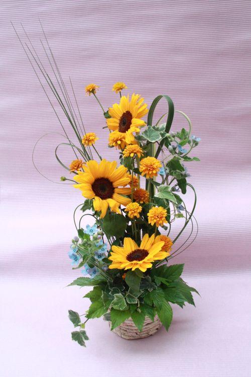 花ギフト|フラワーギフト|誕生日 花|カノシェ話題|スタンド花|ウエディングブーケ|花束|花屋|IMG_3903