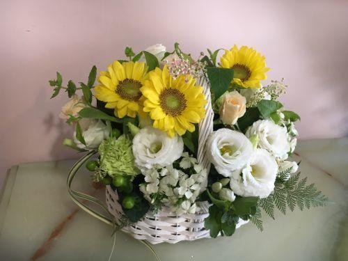 花ギフト|フラワーギフト|誕生日 花|カノシェ話題|スタンド花|ウエディングブーケ|花束|花屋|IMG_2802
