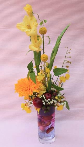 花ギフト|フラワーギフト|誕生日 花|カノシェ話題|スタンド花|ウエディングブーケ|花束|花屋|IMG_4255