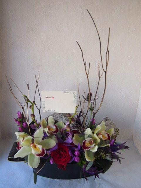 花ギフト|フラワーギフト|誕生日 花|カノシェ話題|スタンド花|ウエディングブーケ|花束|花屋|51546