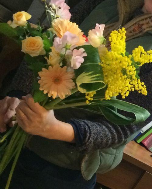 花ギフト|フラワーギフト|誕生日 花|カノシェ話題|スタンド花|ウエディングブーケ|花束|花屋|IMG_9051